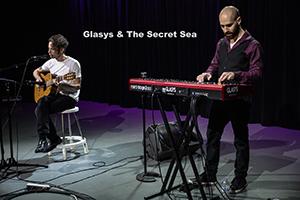 S3/E10: Glasys & The Secret Sea