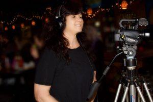 Julie Garland - Camera Operator