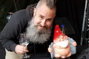 John was born in the woods of northern Wisconsin the child of gnomes and wood people who had inhabited the area for hundreds of thousands of years. He has spent a good portion of his life searching for others like him. Most evidence is anecdotal, but on rare occasions a true lead turns into personal discovery. The picture you see was not one of those moments. But it was fun. Somehow along the way John managed to become an accomplished producer working for major news networks in the bay area and Portland.
